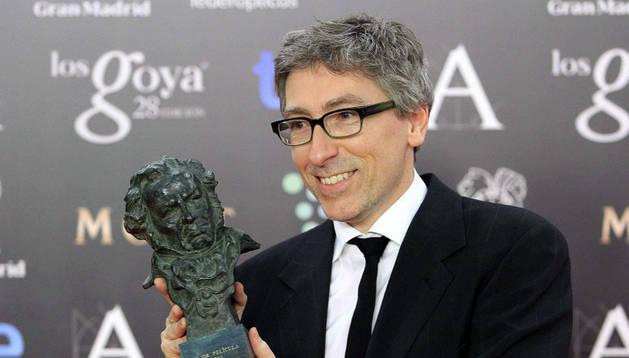 El cineasta David Trueba.