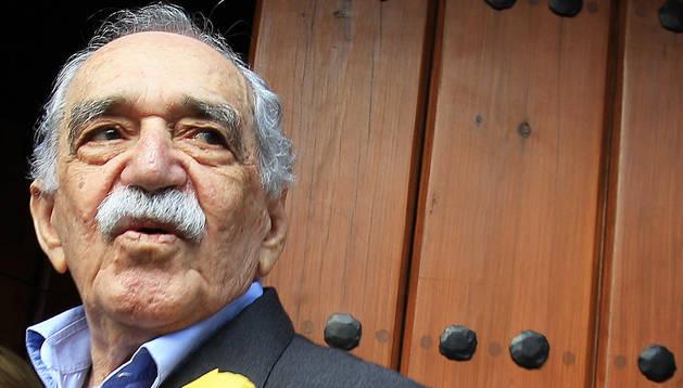 García Márquez, en marzo