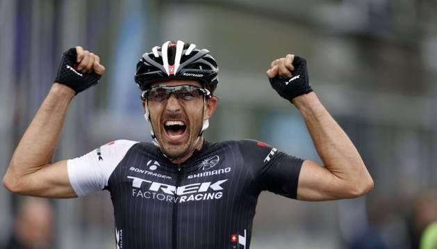 Fabian Cancellara vence por tercera vez en Flandes