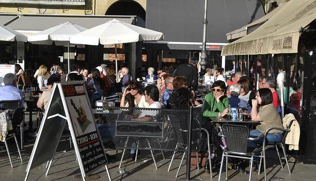 La XVI Semana del Pincho de Navarra se despidió este domingo con buen tiempo y una gran afluencia. Los hosteleros consultados destacan la