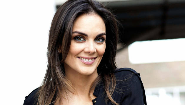 La periodista de Antena 3 Mónica Carrillo