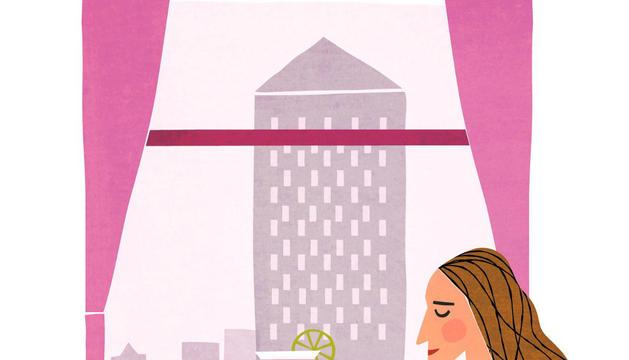 Carrie Bradshaw, de 'Sexo en Nueva York', según Alberto García