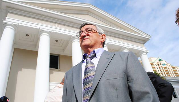 Cándido Ibar, padre de Pablo Ibar, ante la Corte Suprema de Florida