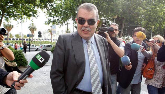 El expresidente del Valencia, Juan Soler (ARCHIVO)