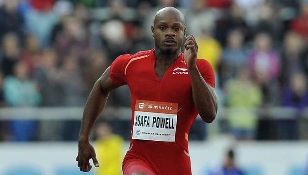 El jamaicano Asafa Powell, sancionado 18 meses por dopaje