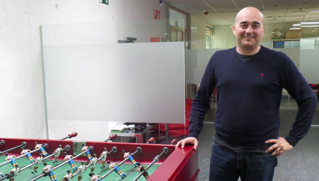 Andrés Escudero, director general de D2D