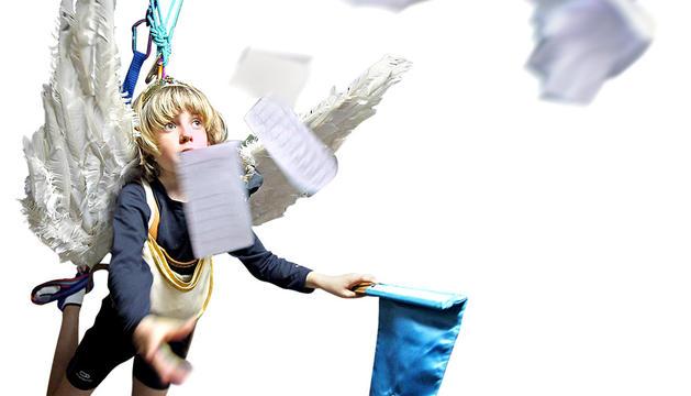 Asier Jiménez, el ángel de Tudela