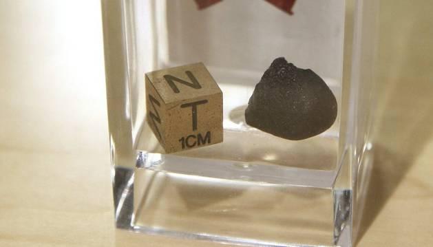 El meteorito Ardón