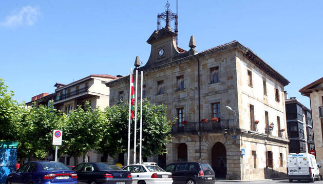 Imagen del Ayuntamiento de Etxarri Aranatz