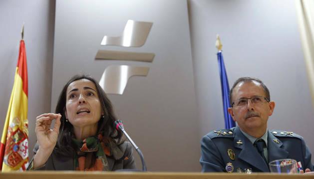 La directora general de Tráfico, María Seguí
