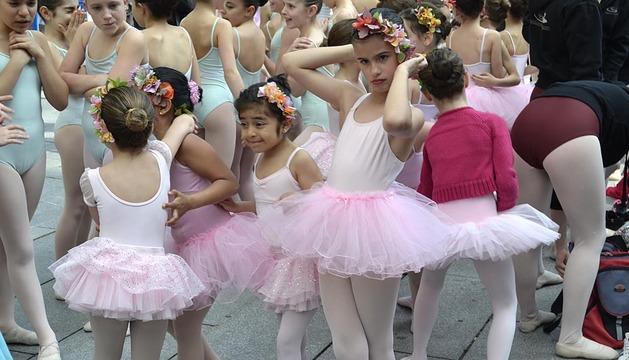 Danza en Pamplona