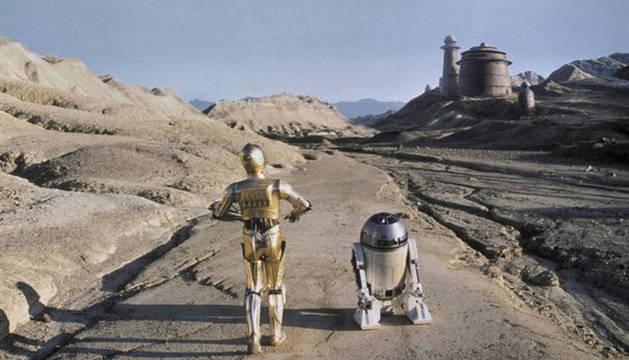 El rodaje de la nueva entrega de la Guerra de las Galaxias se trasladará hasta Abu Dhabi a mediados de mayo.