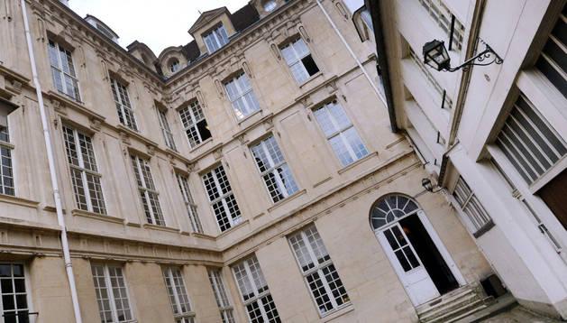 El taller de Picasso en la parisina calle de Grands-Augustins.
