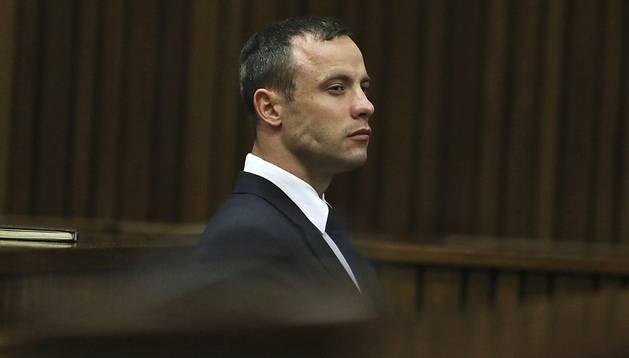 Pistorius, en el último día de la vista oral de su jucio
