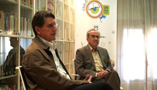Daniel Bidaurreta y Tomás Yerro