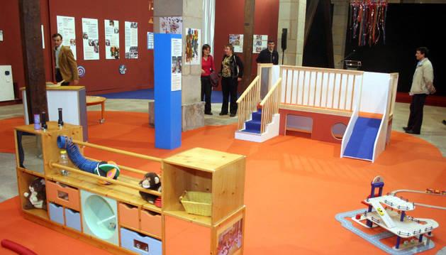 Una escuela infantil de Pamplona