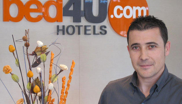 Ramón Sola, director de Bed4U