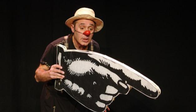 El clown Marcel Gros visitará por primera vez Baluarte y presentará 'Minutos'.