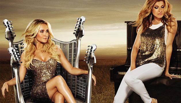 Imagen promocional de 'Nashville'.