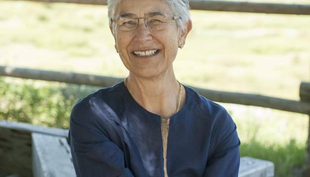 La presidenta de la organización ecologista WWF, la ecuatoriana Yolanda Kakabadse
