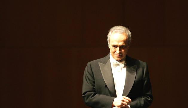 El tenor catalán Josep Carreras