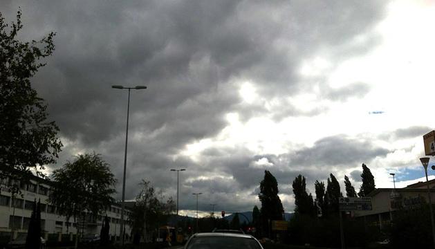Los cielos amanecerán nublados
