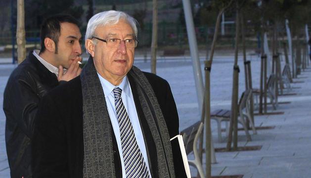 Ignacio Polo, concejal delegado de Seguridad Ciudadana