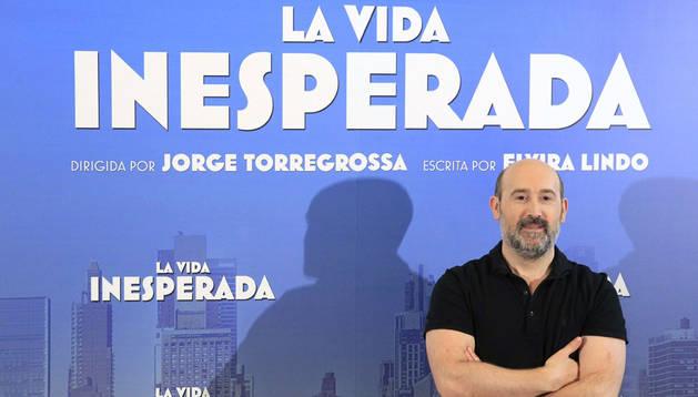 El actor Javier Cámara