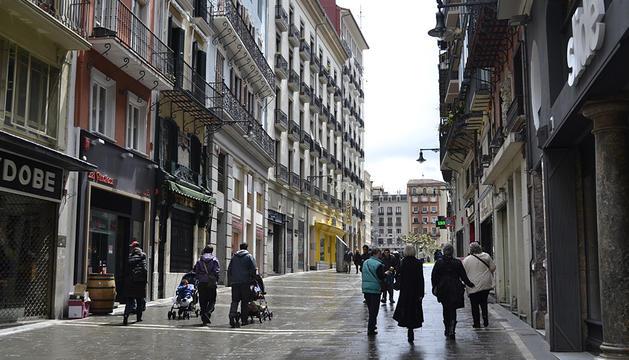 Calle Chapitela.