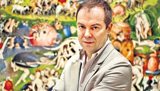 El escritor Javier sierra. Cedida