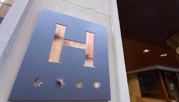 Hotel de cuatro estrellas. Archivo DN