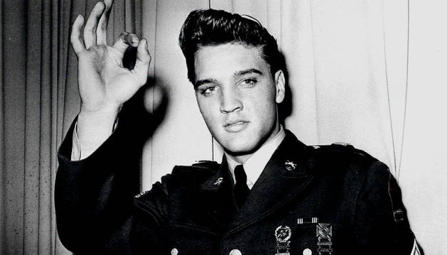 Elvis Presley. Archivo DN
