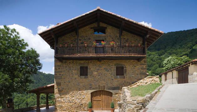 Casa Rural. Archivo DN