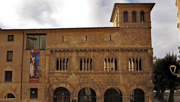 Museo Gustavo Maeztu.Archivo DN
