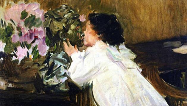 'El Beso', de Joaquín Sorolla.