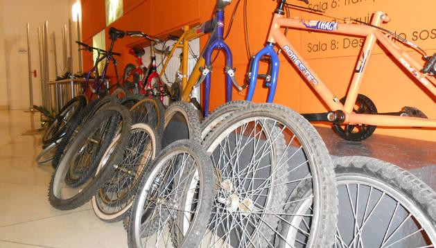 Mercadillo de bicicletas. DN