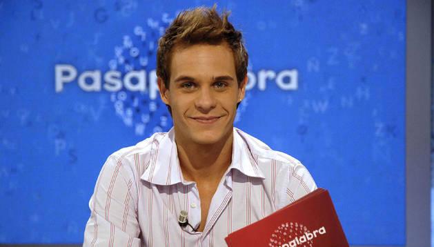 El presentador y escritor, Christian Gálvez