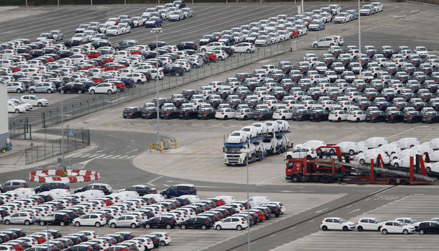Factoría Volkswagen. Archivo DN