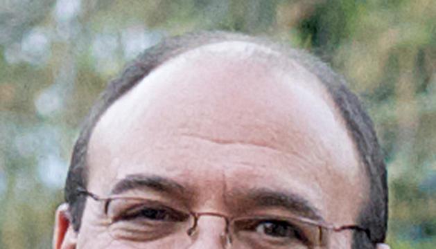 Gabriel Viedma en una imagen de archivo de 2011