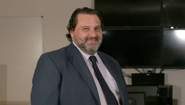 José Antonio Gurucelain, CEO de Cistec