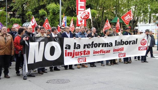 Manifestación 1 de Mayo (I)