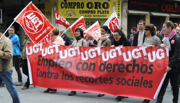 Manifestación 1 de Mayo (II)
