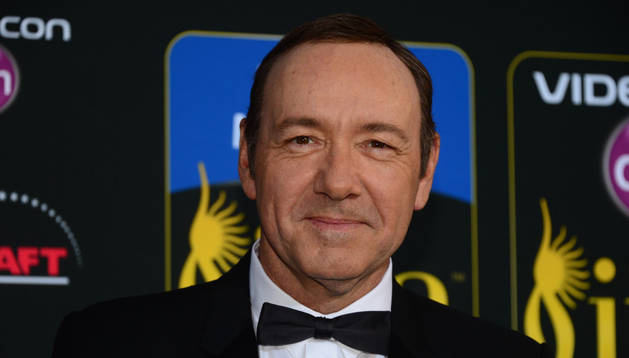 El actor Kevin Spacey. AFP