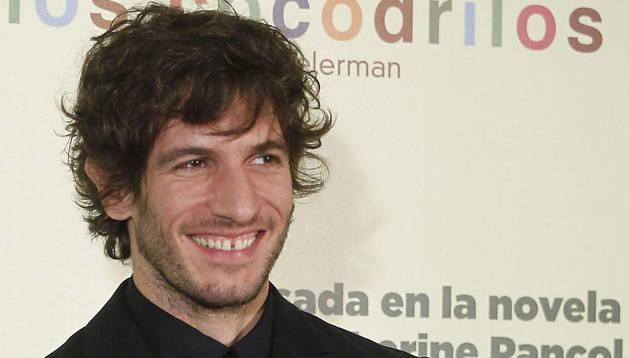 El actor Quim Gutiérrez.EFE