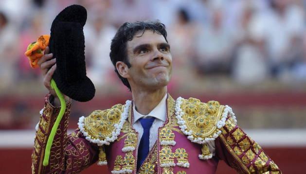 El torero José Tomás. EFE
