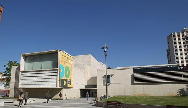 Edificio de Civican.