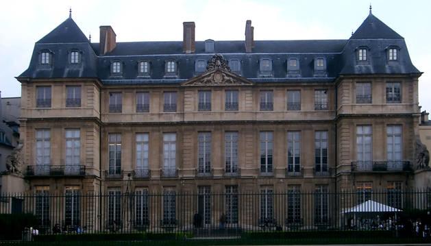 Museo Picasso de París, en el Hôtel Salé
