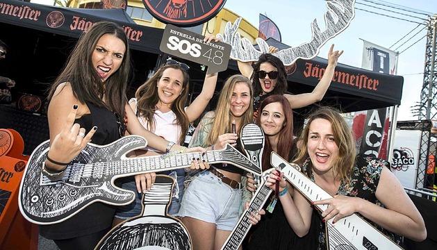 Primera jornada del Festival SOS 4.8 en Murcia