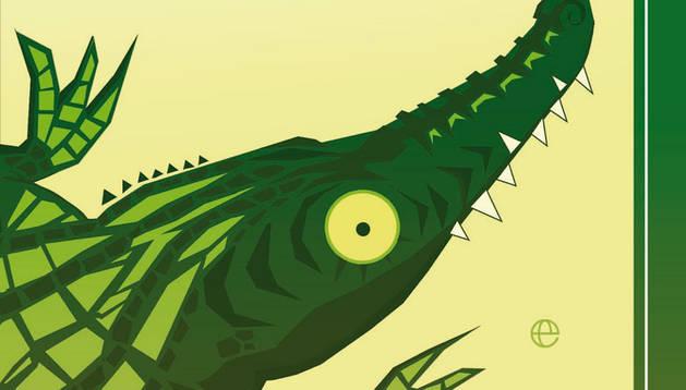 Portada del libro 'Los ojos amarillos de los cocodrilos'.