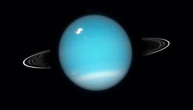 Imagen del Hubble.